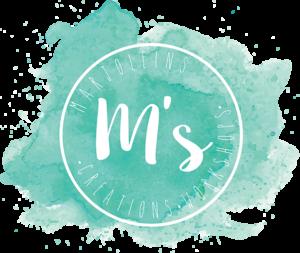 Logo Marjoleins Creations Initialen