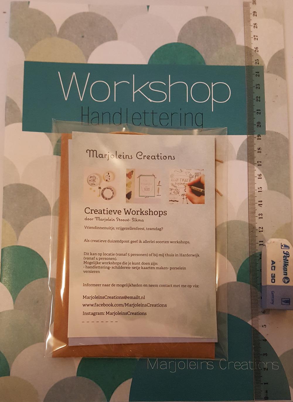 workshop-pakket