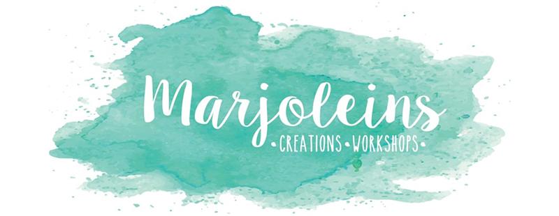 Logo Marjoleins Creations