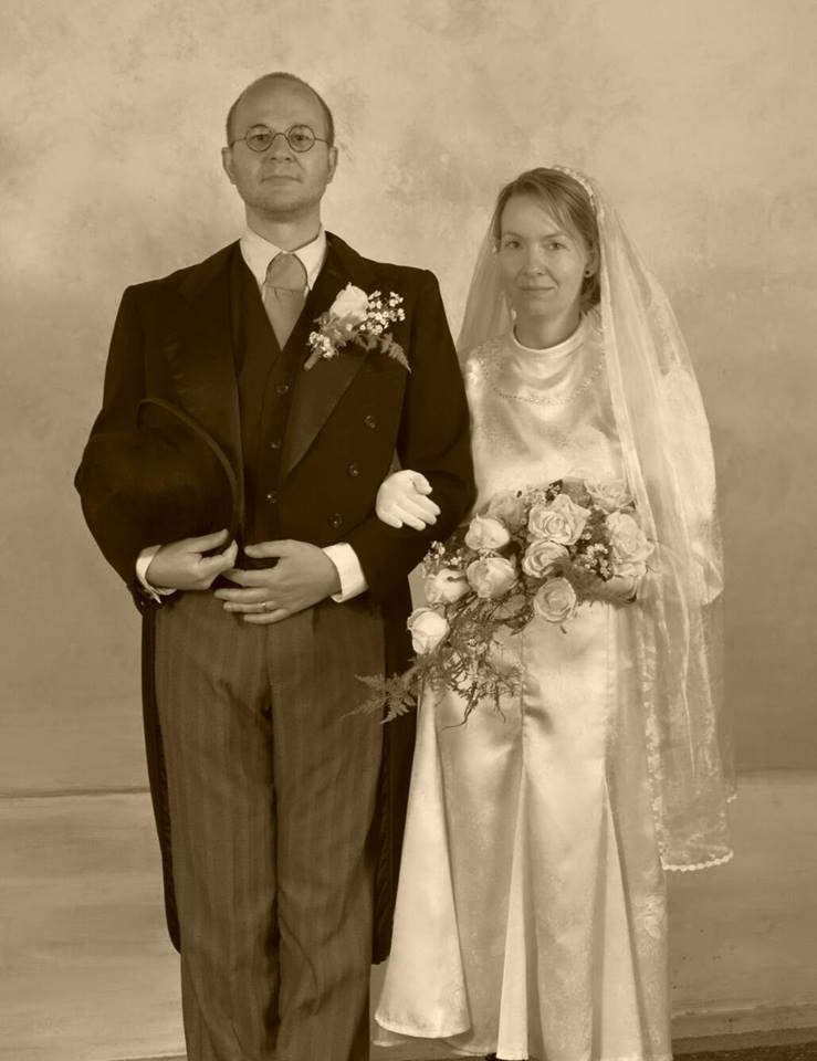 trouwfoto-jaren-50