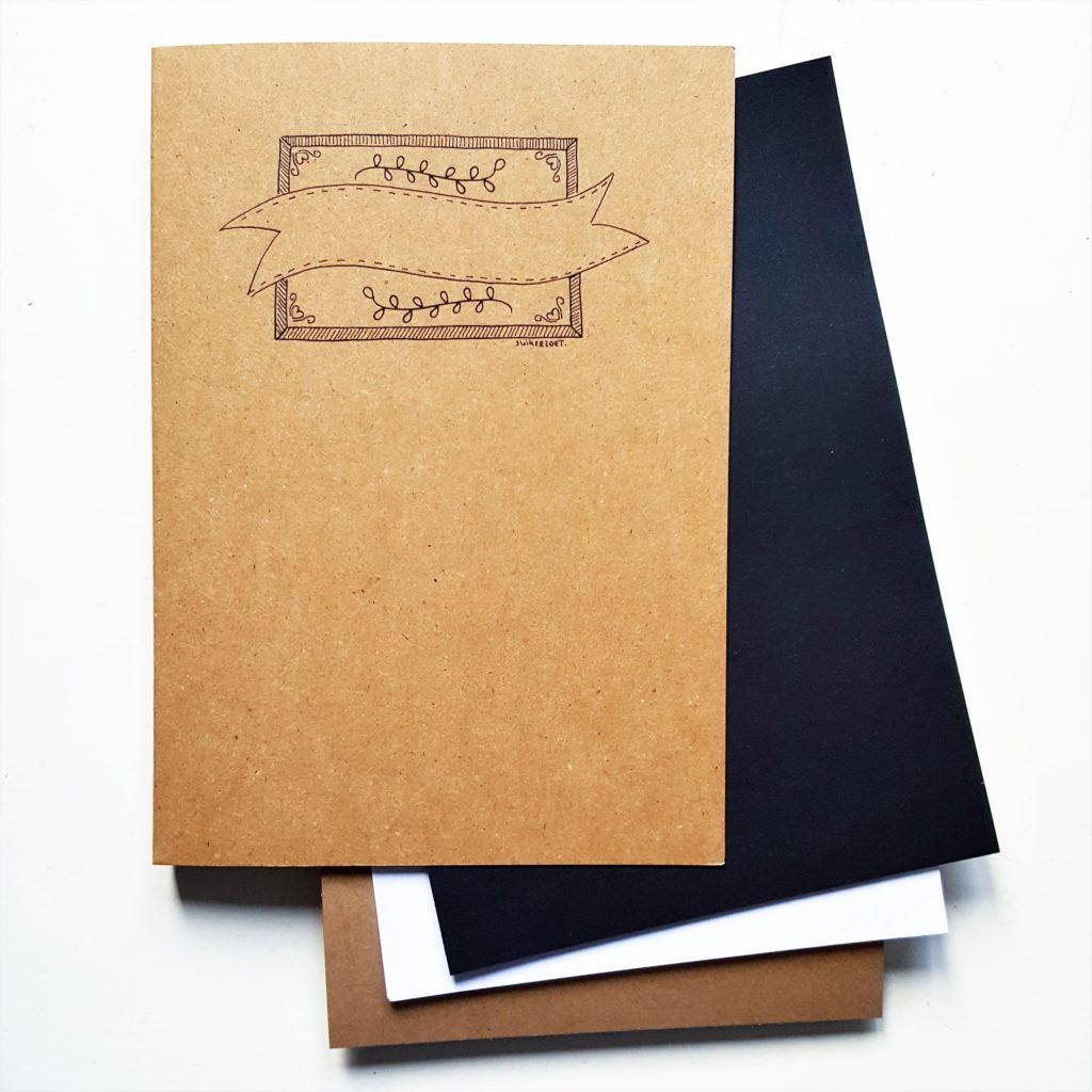 papierblok a5