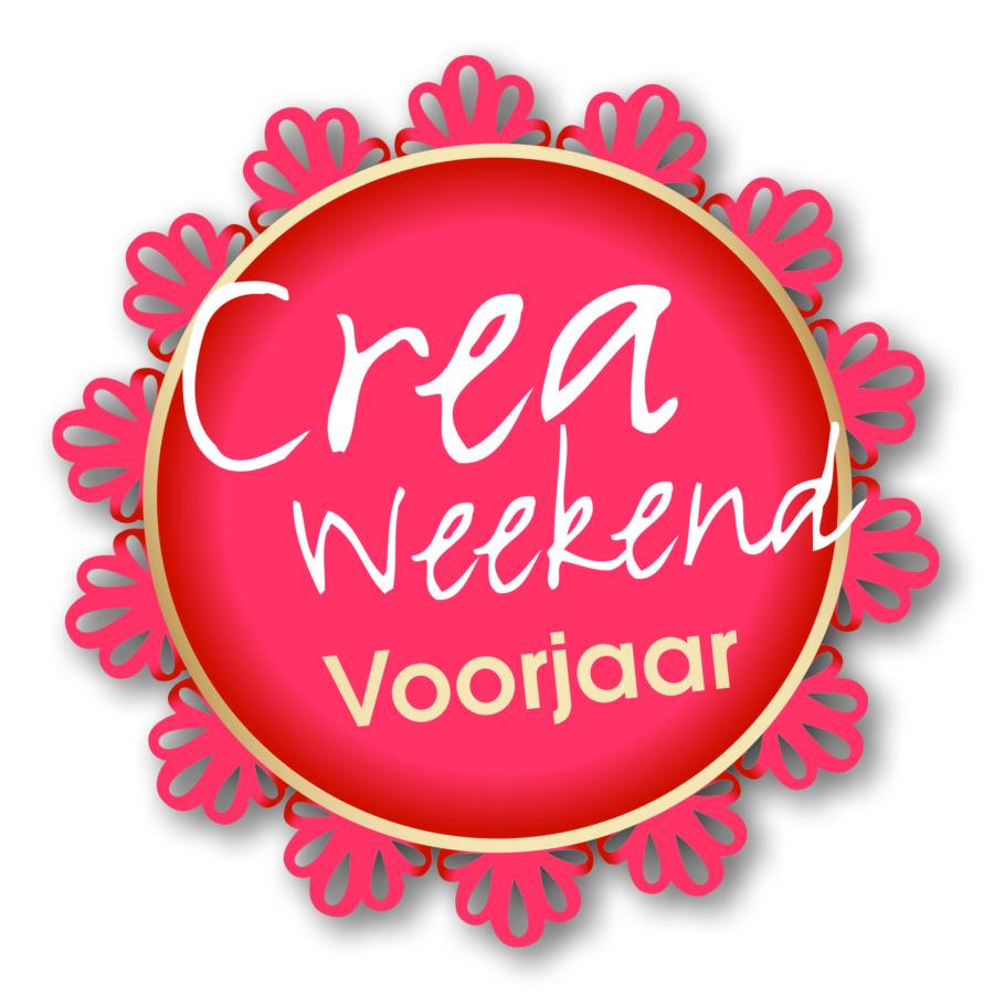 Crea Weekend Voorjaar Logo