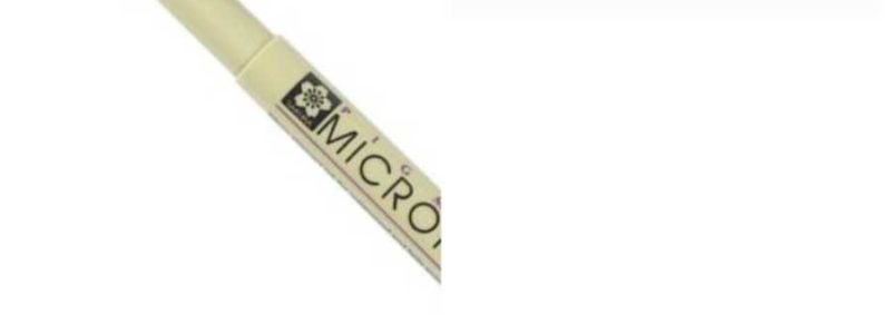 Micron Pigma Fineliner
