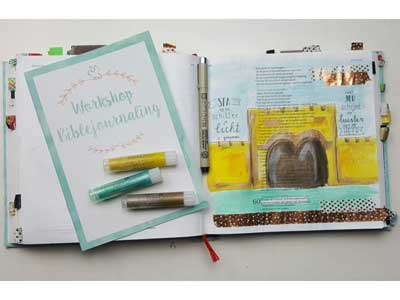 Biblejournaling Workshop