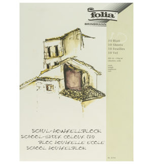 folia aquarelpapier