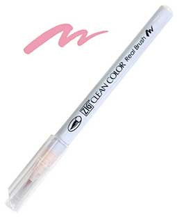 zig clean color real brush light pink