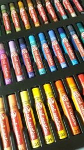 kleuren Talens Art Creations Oil soluble
