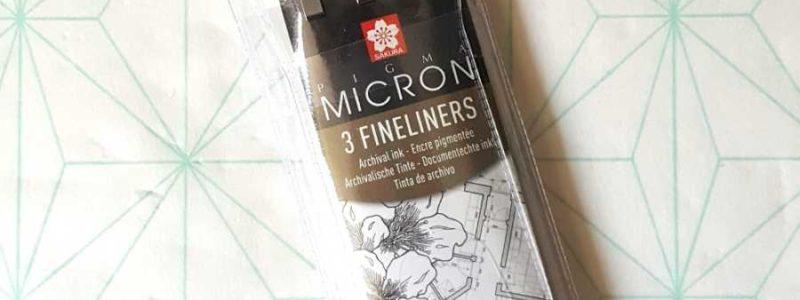 Micron set van 3