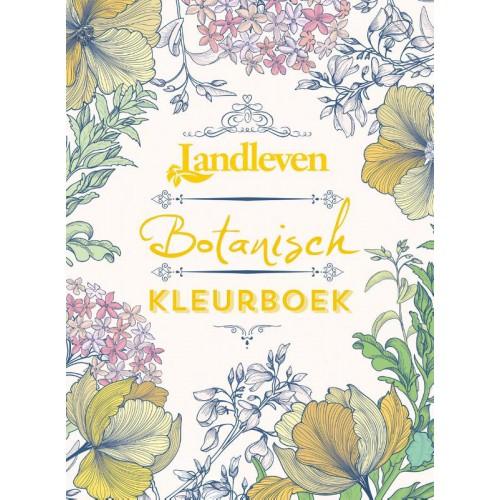 Botanisch kleurboek