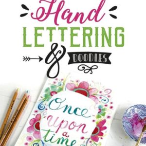 Marieke Blokland Handlettering en Doodles werkboek