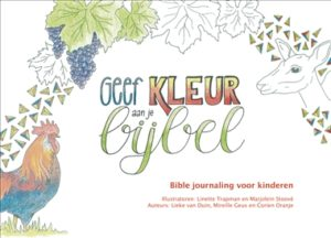 Geef kleur aan je bijbel