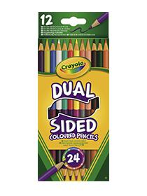 Crayola dubbelzijdige potloden