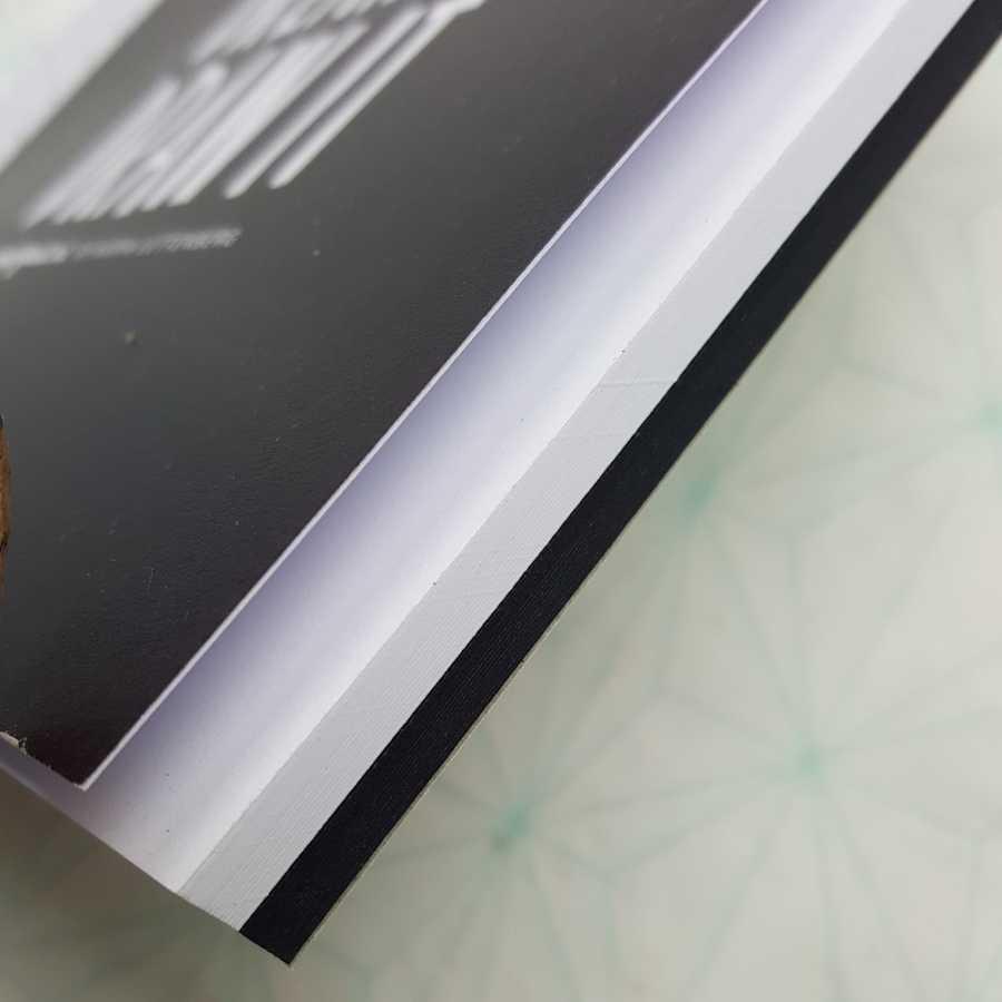 Papierblok paperfuel vierkant dikte