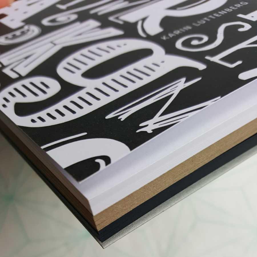 papierblok paperfuel a6 karin luttenberg dikte