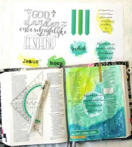 Marjoleins Creations Download biblejournaling albanie