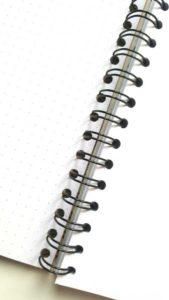 handletter journal bullet journal karlijn van de wier binnenkant