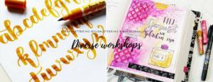 Diverse workshops Marjoleins Creations