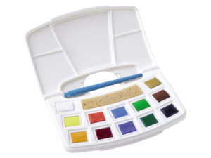 water color pocket box