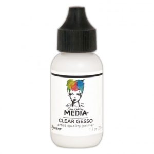 Clear gesso 29 ml Dina Wakley