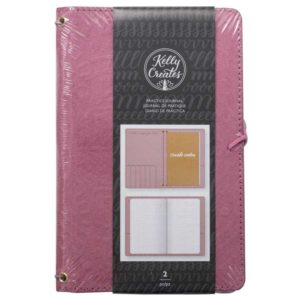 Travelers Notebook Kelly Creates Roze