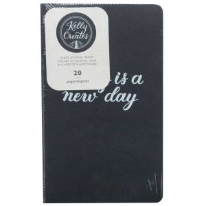 Travelers Notebook insert zwart Kelly Creates