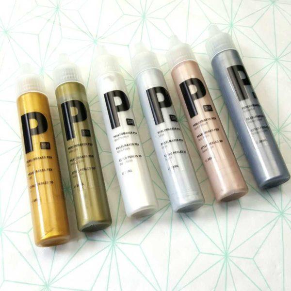 parel maker pen voor 3d effecten