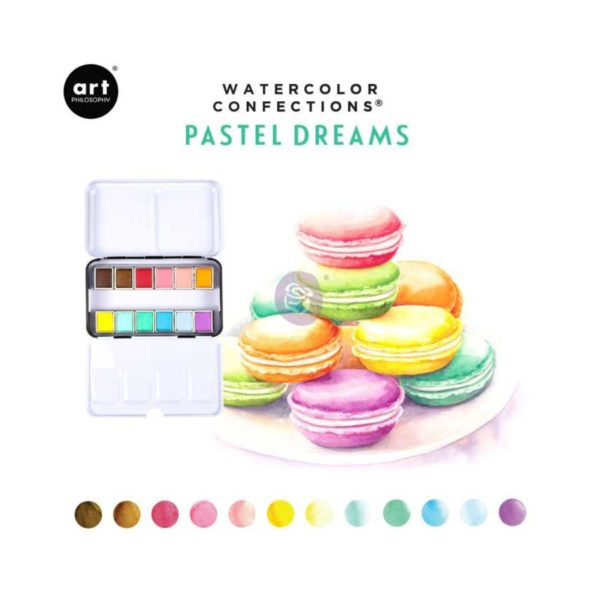 Prima marketing pastel dreams
