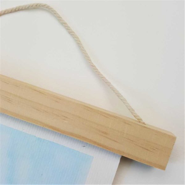 posterhanger touw