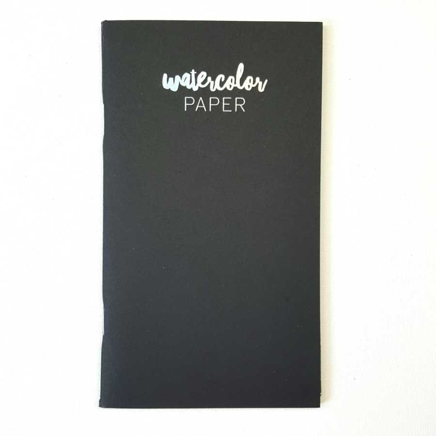 Prima marketing watercolor paper insert travelers journal