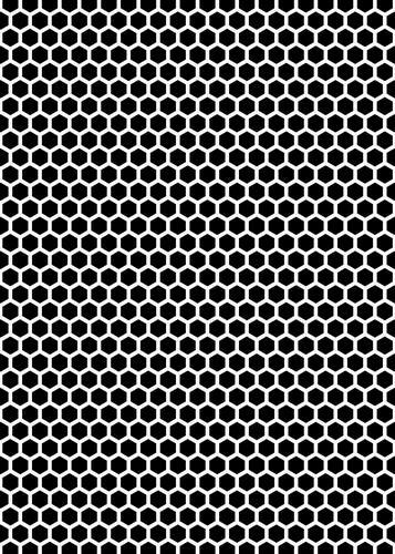 honeycomb stencil mixed media biblejournaling