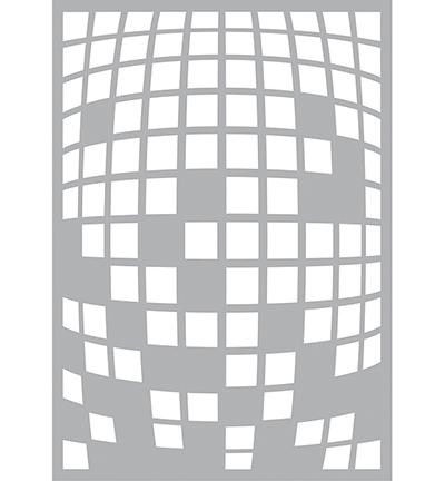 stencil pronty square