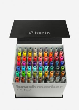 Karin brushmarker pro (per stuk)