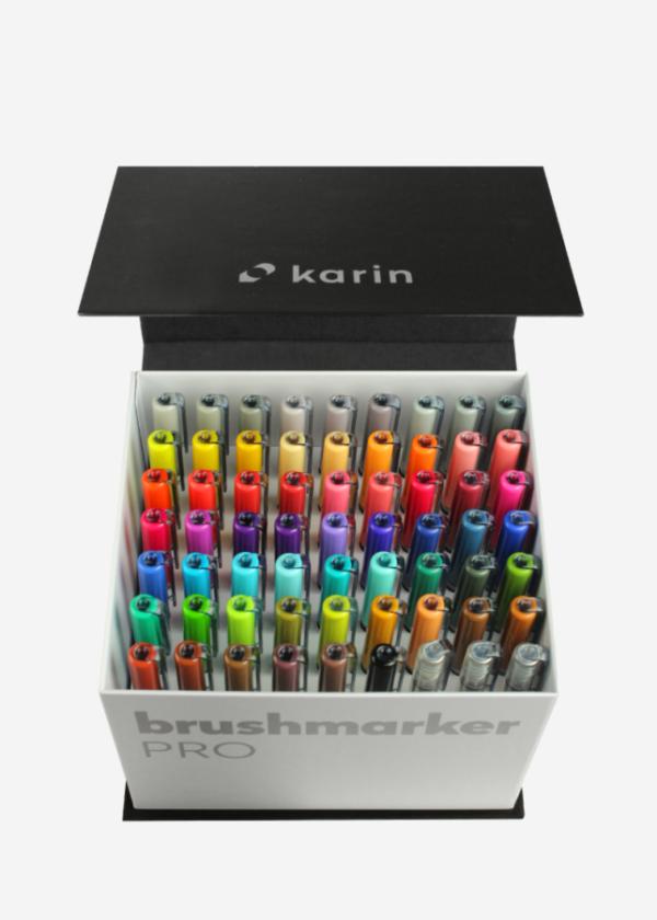 Karin brushmarker pro mega box