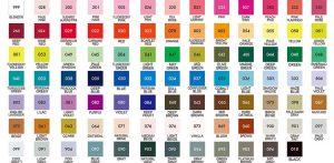 Brushpennen: ZIG clean color real brush (diverse kleuren)