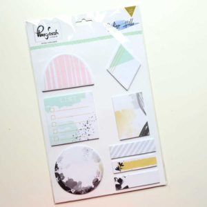 Pinkfresh sticky notes