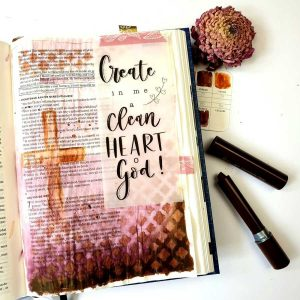 Create in me a clean heart - download
