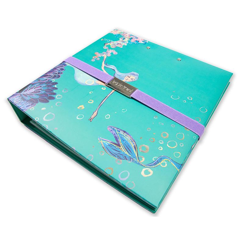 jane davenport collection binder storage sheets