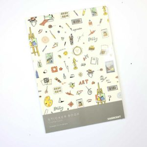 Crafternoon Kaisercraft sticker book