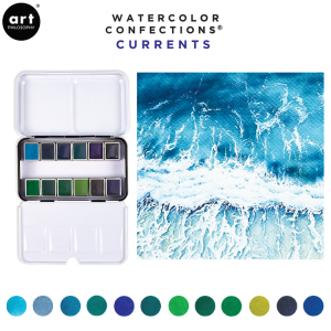 Prima marketing watercolor currents