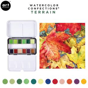 Watercolor confections: Terrain (Prima Marketing)