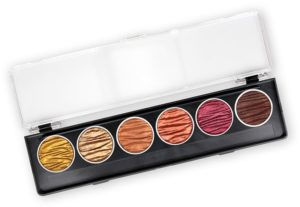 Coliro Pearl Color set 6 colors earth