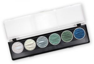 Coliro Pearl Color set 6 colors ocean
