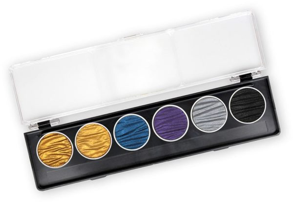Coliro Pearl Color set 6 colors pharao