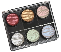 Coliro Pearl Color travelset 6 colors