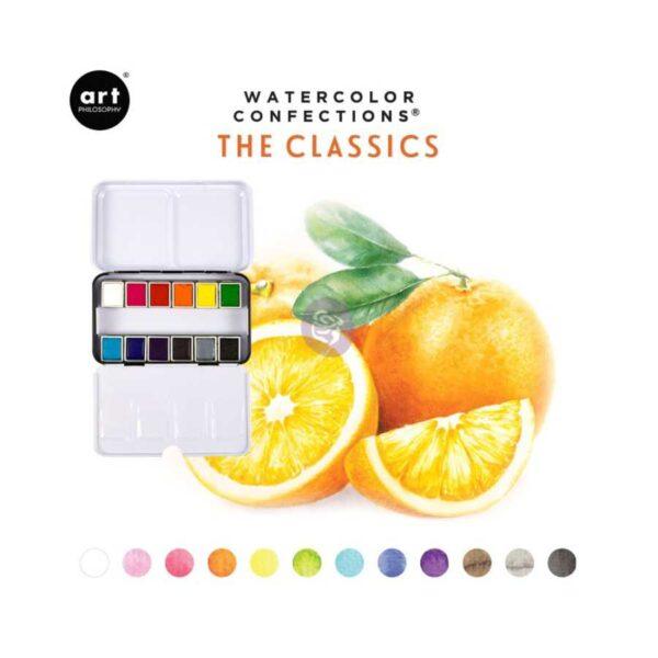 prima marketing watercolor the classics