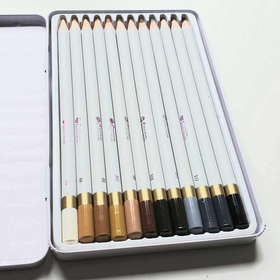 Prima Marketing watercolor potloden earth tones