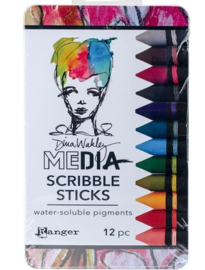 Dina wakley scribble sticks