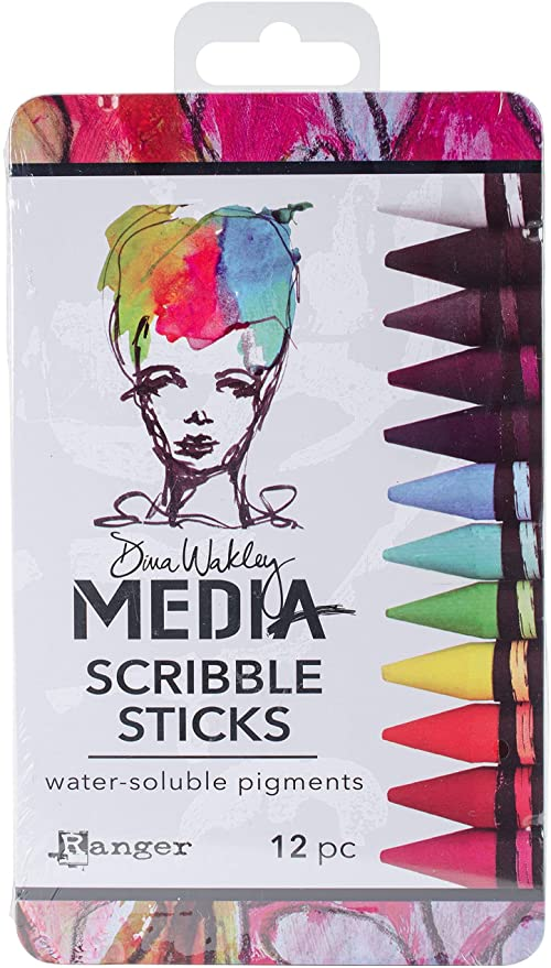 Dina wakley scribble sticks