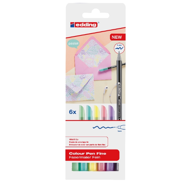 Edding Colour pen fine