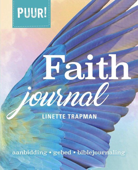 Faith Journal Linette Trapman